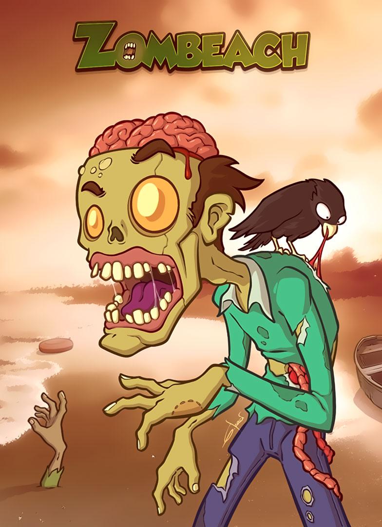 zombeach