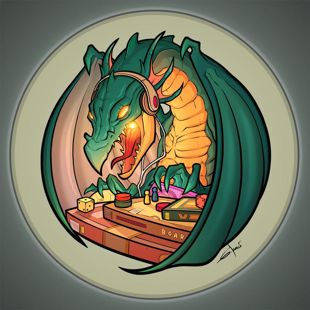 drakon 2d